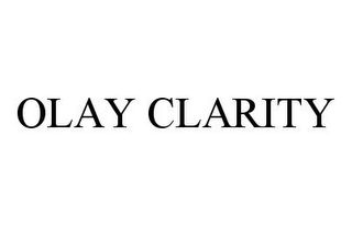 mark for OLAY CLARITY, trademark #78379567