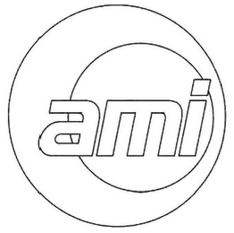 mark for AMI, trademark #78380045