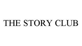 mark for THE STORY CLUB, trademark #78380580