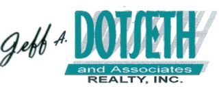 mark for JEFF A. DOTSETH AND ASSOCIATES REALTY, INC., trademark #78380854