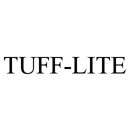 mark for TUFF-LITE, trademark #78381130
