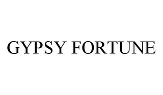 mark for GYPSY FORTUNE, trademark #78381506