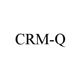 mark for CRM-Q, trademark #78381668