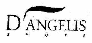 mark for D'ANGELIS SHOES, trademark #78381883