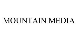 mark for MOUNTAIN MEDIA, trademark #78383027