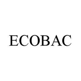 mark for ECOBAC, trademark #78383331