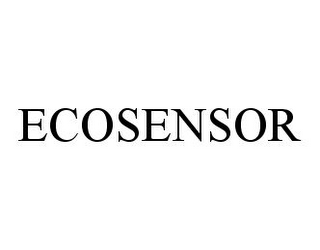 mark for ECOSENSOR, trademark #78383348