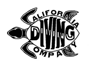 mark for CALIFORNIA DIVING COMPANY, trademark #78383490