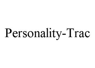 mark for PERSONALITY-TRAC, trademark #78384187
