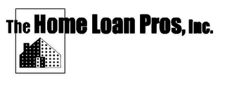 mark for THE HOME LOAN PROS, INC., trademark #78384288