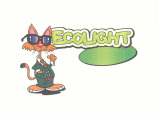 mark for ECOLIGHT, trademark #78385357
