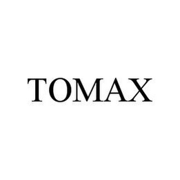 mark for TOMAX, trademark #78385838