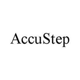 mark for ACCUSTEP, trademark #78386618