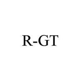 mark for R-GT, trademark #78386788