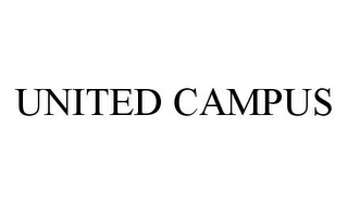 mark for UNITED CAMPUS, trademark #78386799