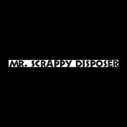 mark for MR. SCRAPPY DISPOSER, trademark #78387393