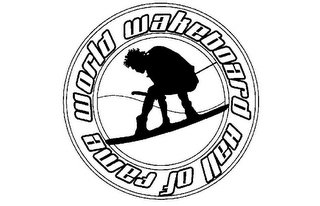 mark for WORLD WAKEBOARD HALL OF FAME, trademark #78387702