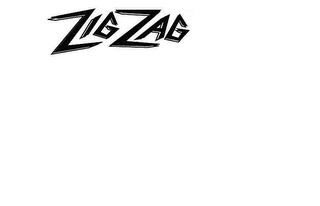 mark for ZIG ZAG, trademark #78389247