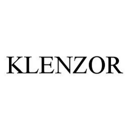 mark for KLENZOR, trademark #78390564