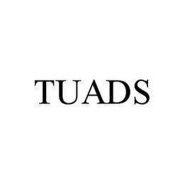 mark for TUADS, trademark #78390606