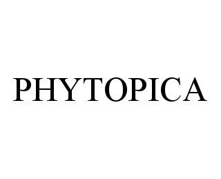 mark for PHYTOPICA, trademark #78390657