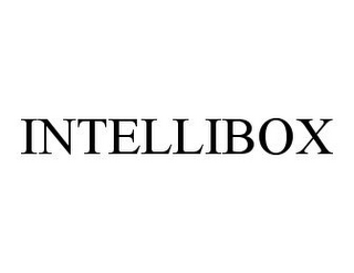 mark for INTELLIBOX, trademark #78391059