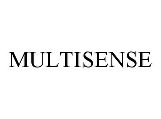 mark for MULTISENSE, trademark #78391232