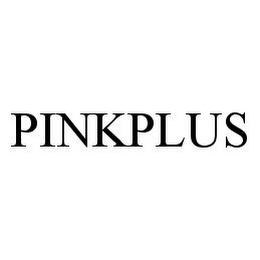 mark for PINKPLUS, trademark #78392394