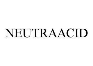 mark for NEUTRAACID, trademark #78392687
