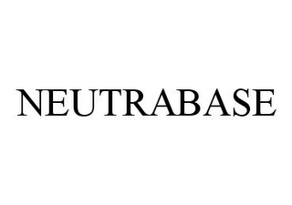 mark for NEUTRABASE, trademark #78392688