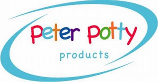 mark for PETER POTTY, trademark #78394426