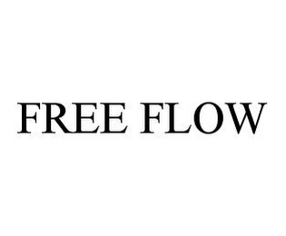 mark for FREE FLOW, trademark #78394505