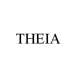 mark for THEIA, trademark #78394579