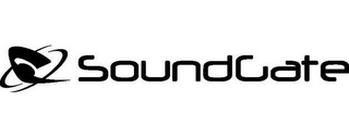 mark for SOUNDGATE, trademark #78395427