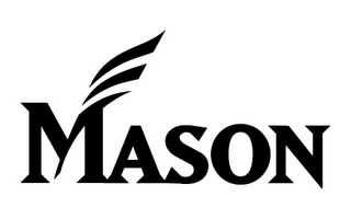 mark for MASON, trademark #78396353