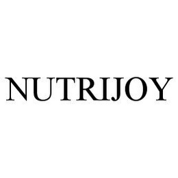 mark for NUTRIJOY, trademark #78397331