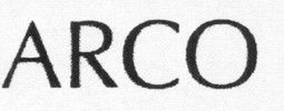 mark for ARCO, trademark #78397648