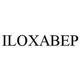 mark for ILOXABEP, trademark #78397960