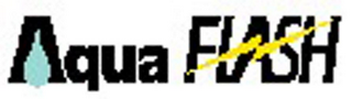mark for AQUA FLASH, trademark #78398928