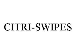 mark for CITRI-SWIPES, trademark #78399666