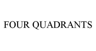 mark for FOUR QUADRANTS, trademark #78399829