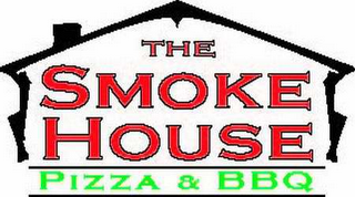 mark for THE SMOKEHOUSE PIZZA & BBQ, trademark #78400533