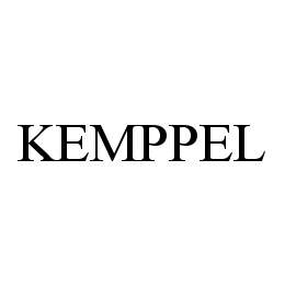 mark for KEMPPEL, trademark #78401085