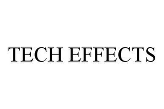 mark for TECH EFFECTS, trademark #78401719