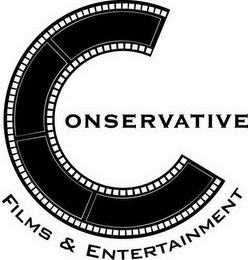 mark for CONSERVATIVE FILMS & ENTERTAINMENT, trademark #78402310