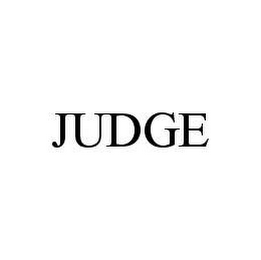 mark for JUDGE, trademark #78402710