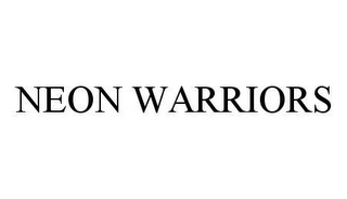 mark for NEON WARRIORS, trademark #78403612
