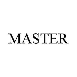mark for MASTER, trademark #78404759