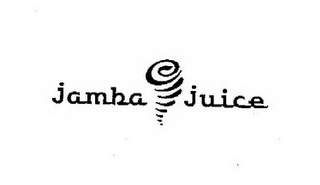mark for JAMBA JUICE, trademark #78405215