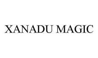 mark for XANADU MAGIC, trademark #78407357